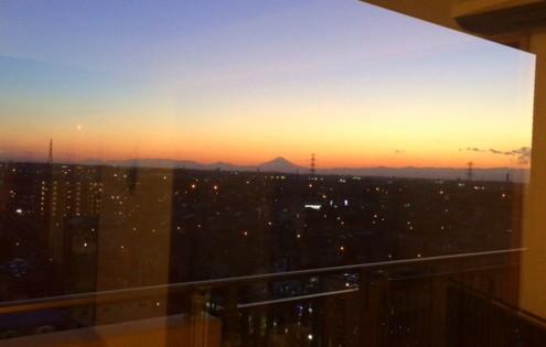 夕の富士.jpg